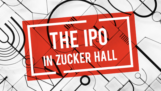 the ipo in zucker hall
